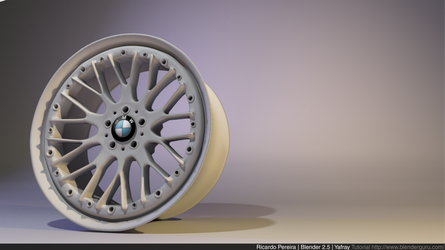 Wheel by ricaxe