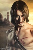 Prince of Persia (TSOT) by Leon Chiro Cosplay Art by LeonChiroCosplayArt