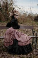 VICTORIAN_Lady in distress by TheOuroboros