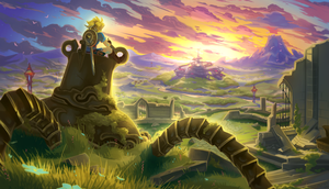 breath of the wild (with video) by BabaKinkin