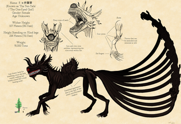 The Ten-Tails: Character sheet by Silver-WillowWing
