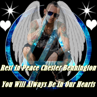 Rest In Peace Chester Bennington by ZaneSakamaki