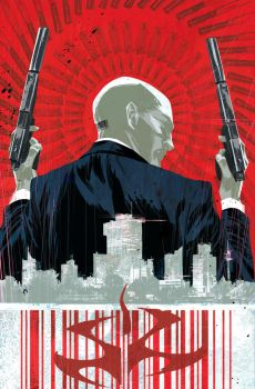 HITMAN: Agent 47 Cover by toniinfante