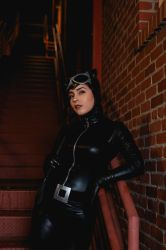 Catwoman (Batman: Hush) - Alley Cat (2/3) by obscure-cosplay