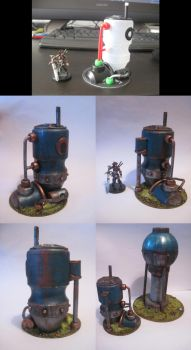 Water Filter miniature by TheBrave