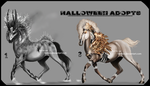 Halloween Adopts Closed by Skelvoi