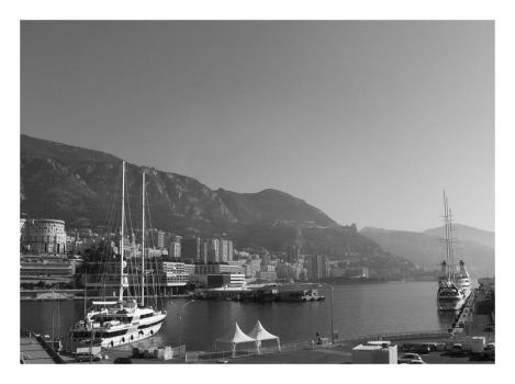 The Port Of Monaco by ACM09