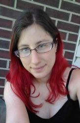 I colored my hair RED by Virmont89