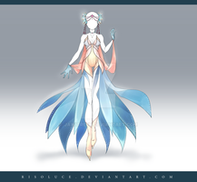 (CLOSED) Adoptable Outfit Auction 209 by JawitReen