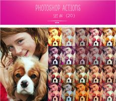 Photoshop Actions 4 by enhancers