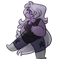 Amethyst by CANDY-BEE