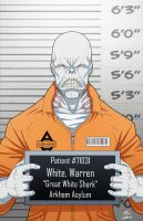 Warren White locked up by phil-cho