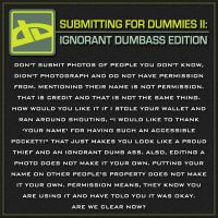 Submitting For Dummies II by ApertureStar