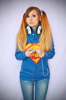 Super Gamer by IRA-PUSSYCAT