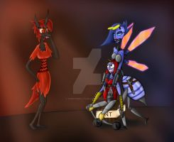 Bugs from Another World by W0nderbolts