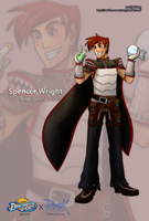 Spencer Wright the Biochemist by witch-girl-pilar