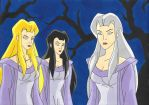 The Weird Sisters by silverben