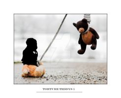 Torture Teddys1 by jfphotography