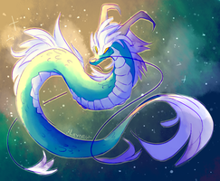 [ArtFight] ASTRAL by Lilydew