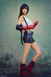 Tifa by beethy