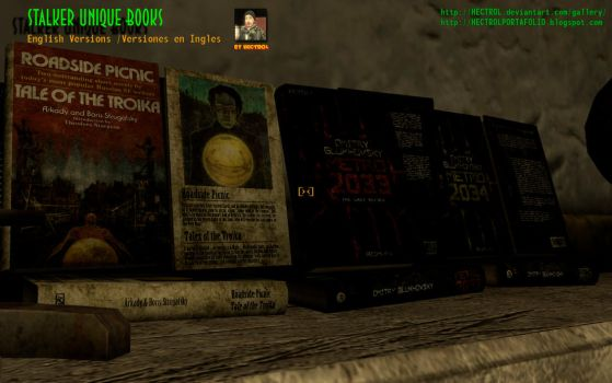 Stalker Unique Books        02 by hectrol