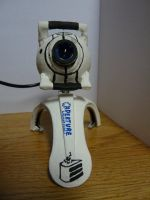 Webcam Wheatley, front view by Shadowfax999