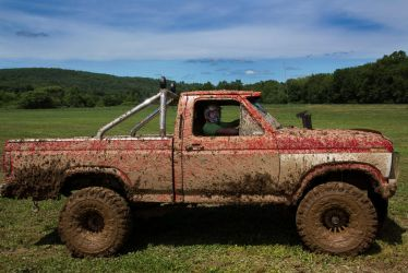 POST MUD BOG by FOTOSHOPIC