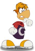 Rayman by Sloth-Power