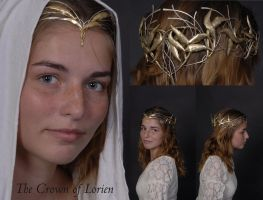 Crown of Lorien by SithielElenbereth