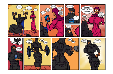 Growth drive 4 page 2 by Ritualist