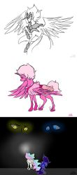 MLP/SU requests by LittleSnaketail