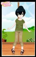 chibi toph by finfin12