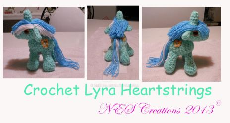 Crochet Lyra Heartstrings by Zero23