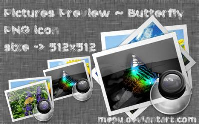 Pictures Preview Butterfly by mepu
