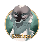 Miriam Duck Medallion by lightningspam