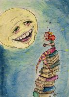 books and smiles by TraceyAlvarez