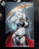 Lady Death by WarrenLouw