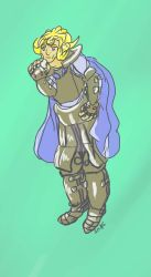 Snobby Knight Complete by Le-Smittee