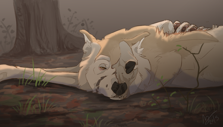 A Boring Death by DawnFrost
