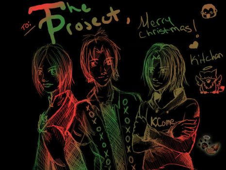 TheProject Prestent- :D by ChristianKitsune