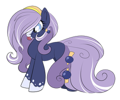 Blueberry pony - OFFER TO ADOPT- [CLOSED] by BlackFreya