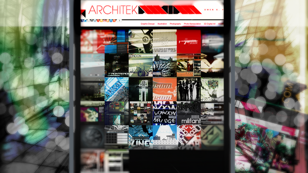 Architek Website Preview Mix by ArchitekOGP