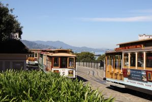 The Trams of San Francisco by rodrev