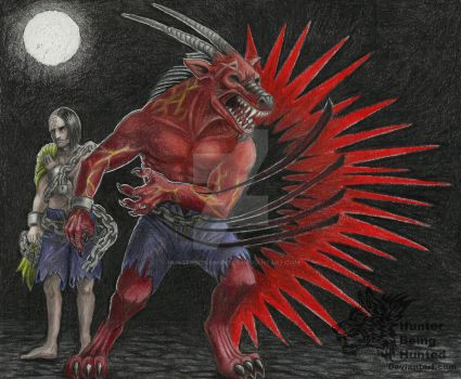 Abomination by HunterBeingHunted