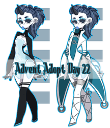 Holiday Advent Adopt :: Day 22 by Omega-Fluff