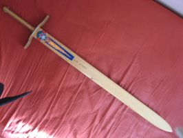 Dragon flight broadsword by fixinman