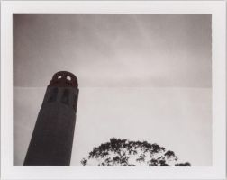 Coit Tower by futurowoman