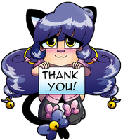 Thank you! by MaryBellamy
