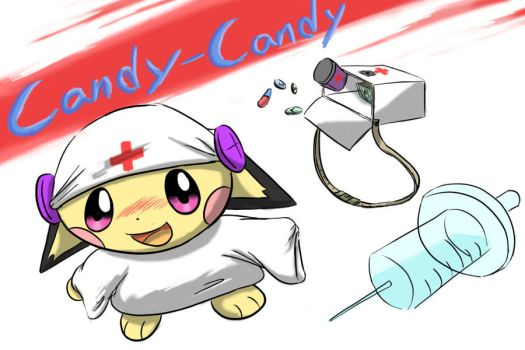 Candy Candy by ham77770011