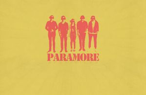 Paramore wallpaper by mysterkonieczko